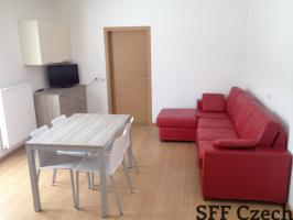 Furnished modern apartment Prague 8 Karlin