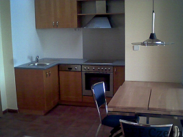 Large 1 bedroom apartment with terrace