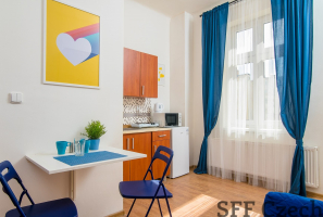 Cheap furnished apartment to rent in Prague 4