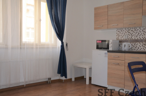 New furnished studio close to Prague of center