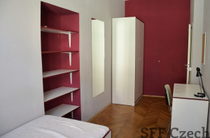 Furnished room for rent center of Prague 1