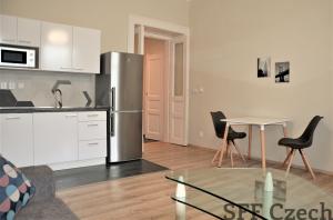 Nice new modern 1 bedroom apartment Prague 2