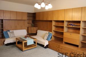 Large furnished 3 bedroom apartment close Kacerov
