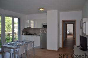 2 bedroom apartment in Karlin close to center