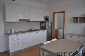 Modern furnished apartment close center of Prague