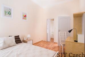 Andel furnished room to rent Prague 5