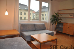 Nice furnished studio residence Zvonarka Prague 2