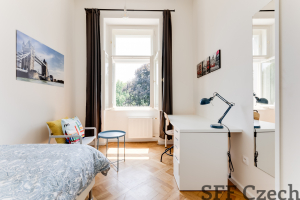 Luxury students residence in Prague room for rent