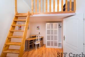Nice furnished room to rent close center Prague