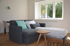 New modern fully furnished studio in Prague 6