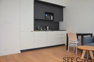 Prague 6 fully furnished nice modern studio