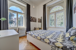 New modern fully furnished room to rent Prague