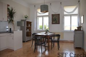 Luxury apartment 5+kk next I.P.Pavlova Prague 2