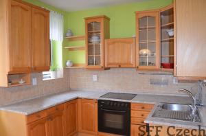 Fully furnished 3 bedroom apartment Prague 2