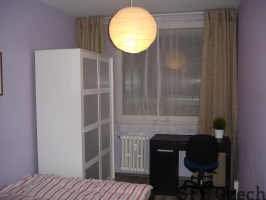 Furnished room close to center of Prague