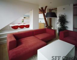 Luxury furnished 3+kk apartment next metro Dejvice