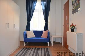Furnished studio for rent Prague 4 Nusle
