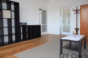 Furnished 2+1 apartment Prague 8 Sokolovska