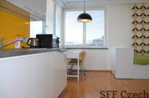 1+kk nice furnished flat Luxury Residence Zvonarka