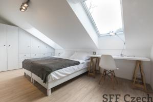 1 bedroom furnished modern apartment Prague 6