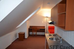 Furnished apartment in Prague 6 Suchdol