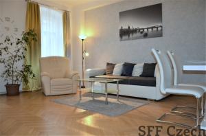 Vybaveny byt v historickem centru Prahy Havelska