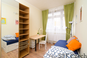 Furnished room for rent close center Karlin