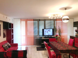 3+kk furnished apartment to rent Nove Butovice