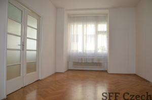 3 bedroom apartment rent Americka Prague 2