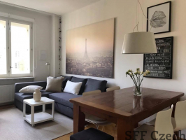 Nice furnished 1 bedroom apartment Libicka