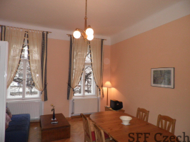Furnished 2+1 apartment to rent Chodska Prague 2