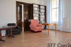 Large 3+1 apartment to rent next metro Andel