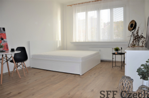 Nice furnished studio Belohorska Prague 6 Brevnov