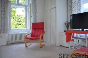 Fully furnished apartment 1+1 to rent Prague 6