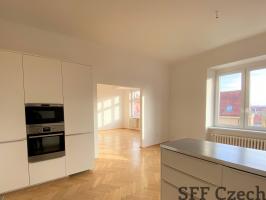 2 bedroom apartment in Prague 2 Vinohrady