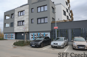 New modern 1 bedroom apartment Prague 10