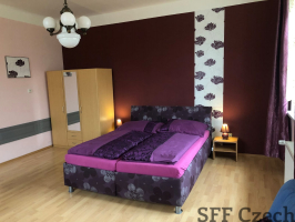 2 bedroom flat for rent Praha 5 Jinonice