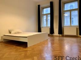 Large 3 bedroom apartment to rent Prague 2