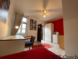 Furnished studio flat for rent close to center, Prague 3 Žižkov