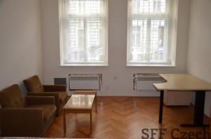Furnished apartment 1+1 to rent next I.P. Pavlova, Prague 2 - Nove mesto