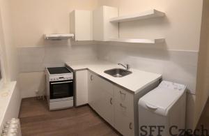 Partly furnished flat 2+1 to rent, Prague 10 - Záběhlice