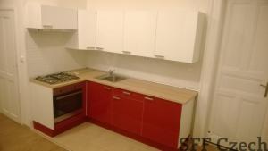 Partly furnished 3 bedroom apartment to rent Prague 2 - Nové město, close I.P. Pavlova