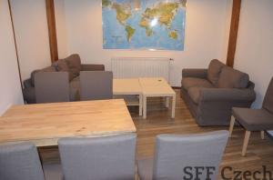 Private room to rent Prague 5, Nový Smíchov close to Anděl