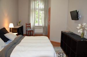 Furnished large 1 bedroom apartment in center Prague close to I.P. Pavlova