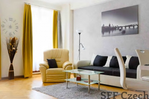 Furnished apartment to rent in center of Prague Havelska
