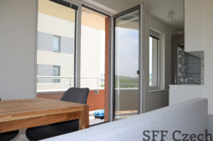New furnished 1 bedroom apartment to rent, Prague 4 - Michle