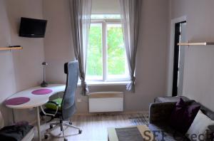 Fully furnished studio flat next I.P. Pavlova, Prague 2 - Nové město