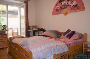 Partly furnished apartment 1+1 Radlicka close to Andel Prague 5