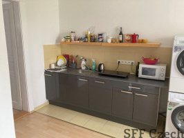 Furnished 2 bedroom apartment to rent Prague 8 close to metro Kobylisy