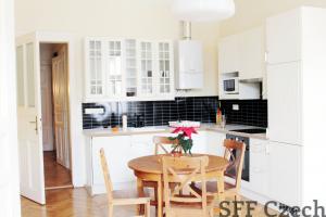 Fully furnished 2 bedroom apartment, Prague 1 close to metro Národní třída